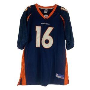 Reebok Denver Broncos Jersey #16 Jake Plummer